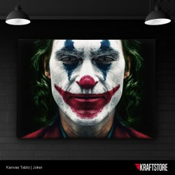 Joker Kanvas Tablo
