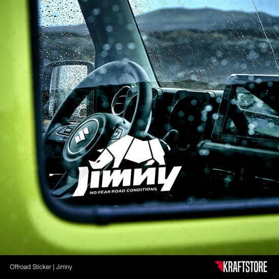 Jimny Sticker
