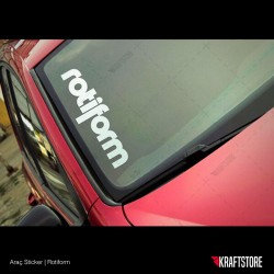Rotiform Sticker