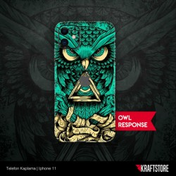 iPhone 11 - Owl Response Kaplama