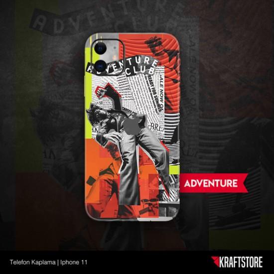 iPhone 11 - Advanture Kaplama