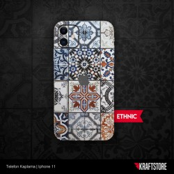 iPhone 11 - Ethnic Kaplama