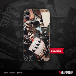 iPhone 11 - Beatles Kaplama
