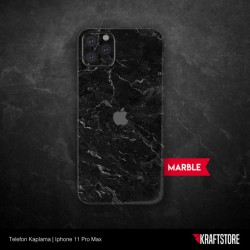iPhone 11 Pro Max - Marble Kaplama