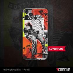 iPhone 11 Pro Max - Adventure Kaplama