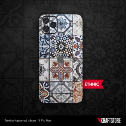 iPhone 11 Pro Max - Ethnic Kaplama
