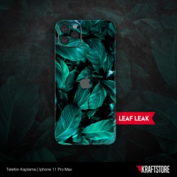 iPhone 11 Pro Max - Leaf Leak Kaplama
