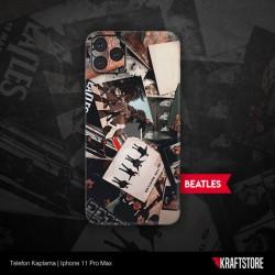 iPhone 11 Pro Max - Beatles Kaplama