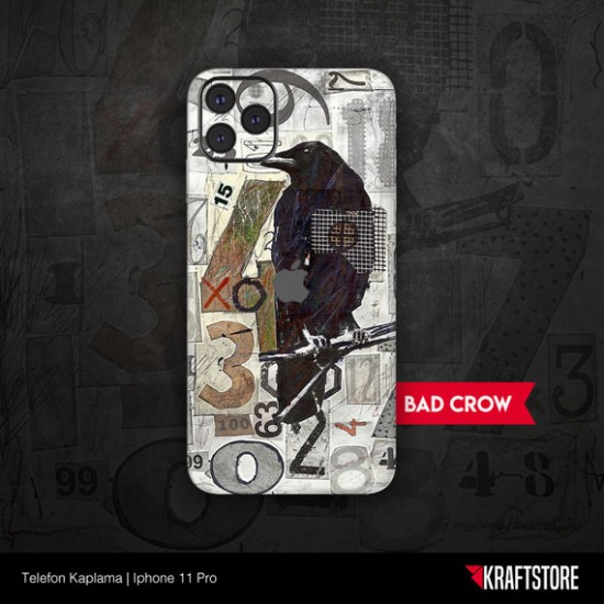 iPhone 11 Pro - Bad Crow Kaplama