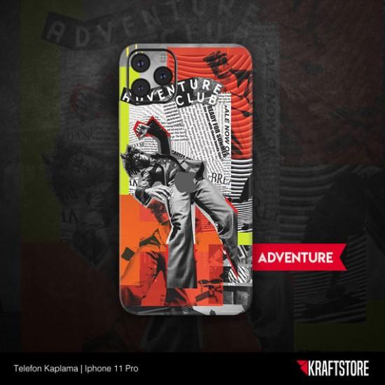 iPhone 11 Pro - Adventure Kaplama