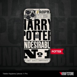 iPhone 11 Pro - Potter Kaplama