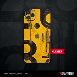 iPhone 11 Pro - Number Kaplama