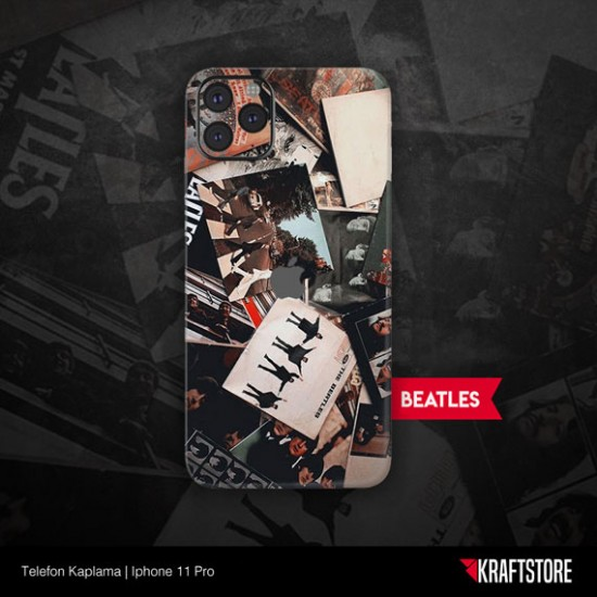 iPhone 11 Pro - Beatles Kaplama